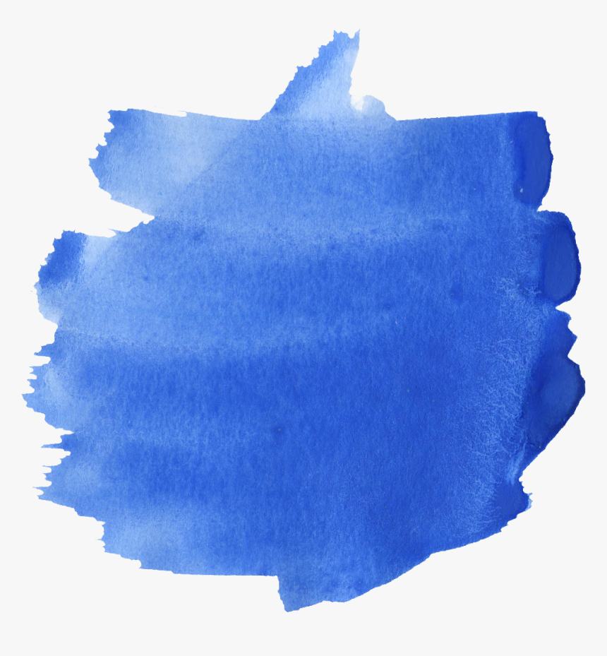 Transparent Watercolor Brush Strokes Png, Png Download, Free Download