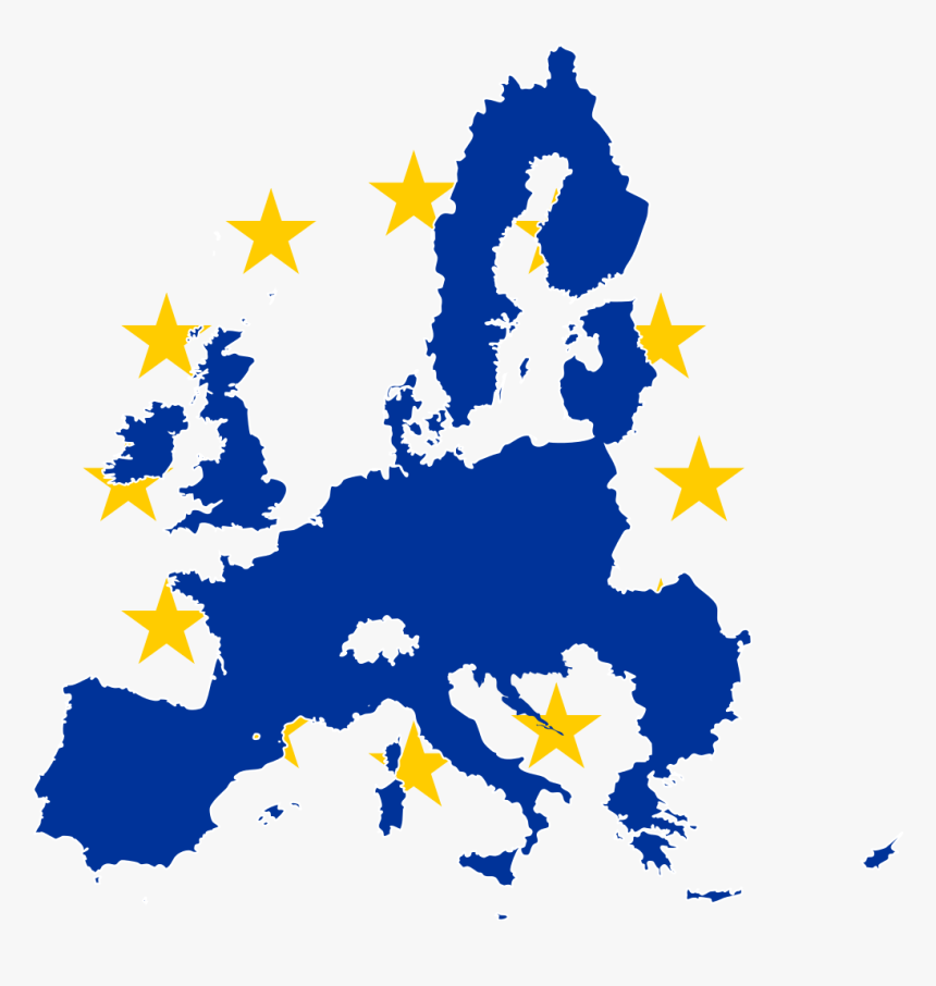 Eu Flag Png, Transparent Png, Free Download