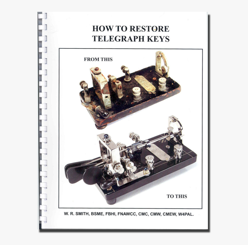 How To Restore Telegraph Keys, HD Png Download, Free Download