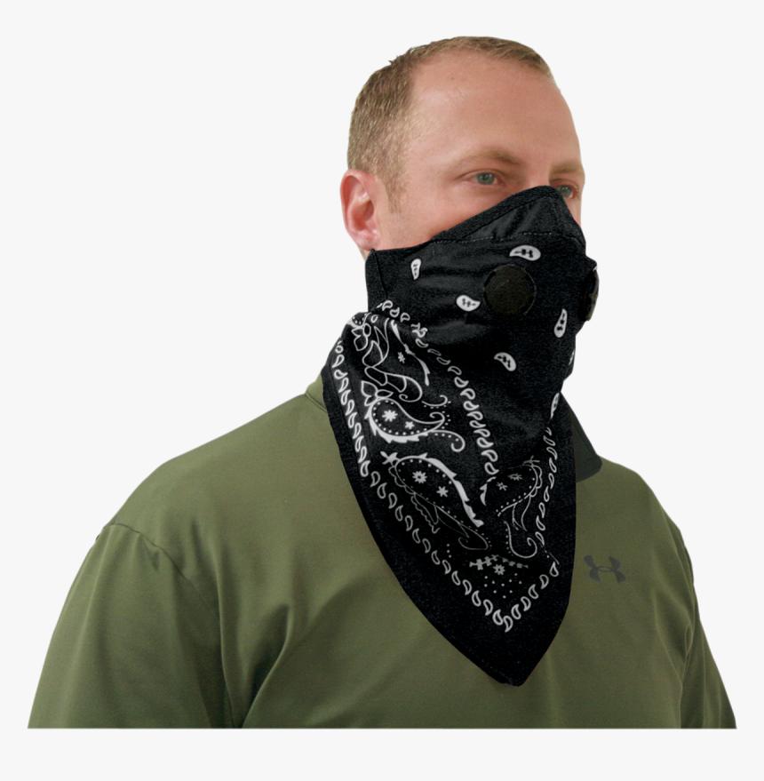 Handkerchief Mask, HD Png Download, Free Download