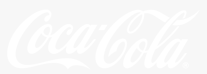 Coca Cola Logo White Png, Transparent Png, Free Download