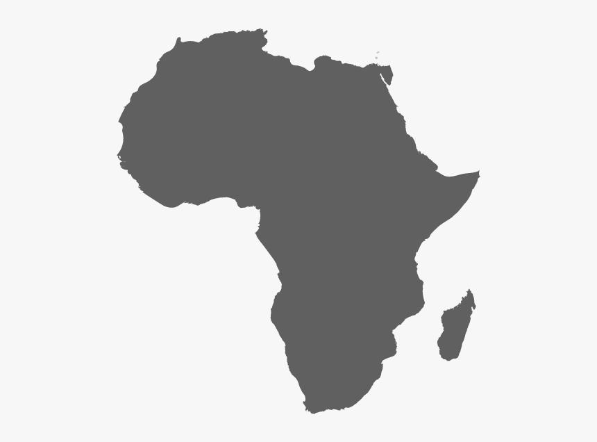 Transparent Background Africa Map Png, Png Download, Free Download