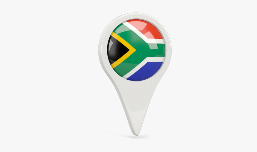 South Africa - South Africa Flag Icon Png, Transparent Png, Free Download