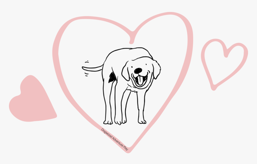 New 2019 Smiley Dog Charity Hearts - Heart, HD Png Download, Free Download