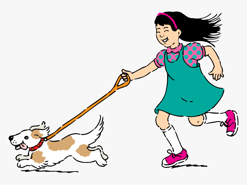 Tips For Renting With Pets - Take The Dog For A Walk, HD Png Download, Free Download