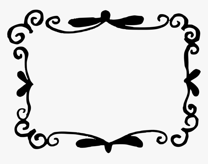 Transparent Label Clipart - Frame Clipart Png File, Png Download, Free Download