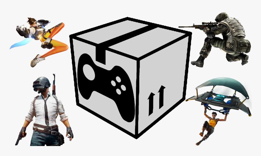 Gaming Box, HD Png Download, Free Download