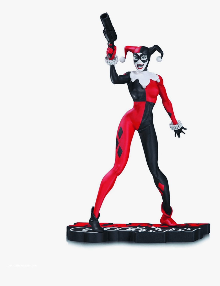 Dc Collectibles Dc Comics Harley Quinn Statue, HD Png Download, Free Download