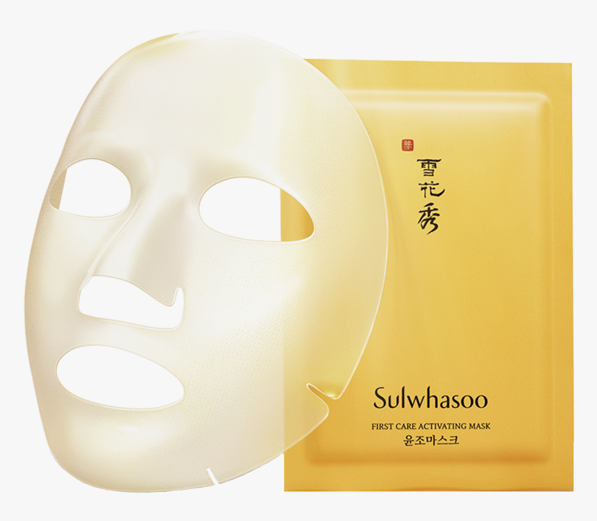 Mask Sulwhasoo, HD Png Download, Free Download