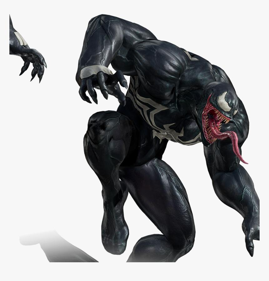 Venom Transparent Mvci - Marvel Vs Capcom Venom Png, Png Download, Free Download