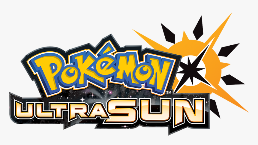 Pokemon Ultra Sun Logo Png - Pokemon Ultra Sun Logo, Transparent Png, Free Download