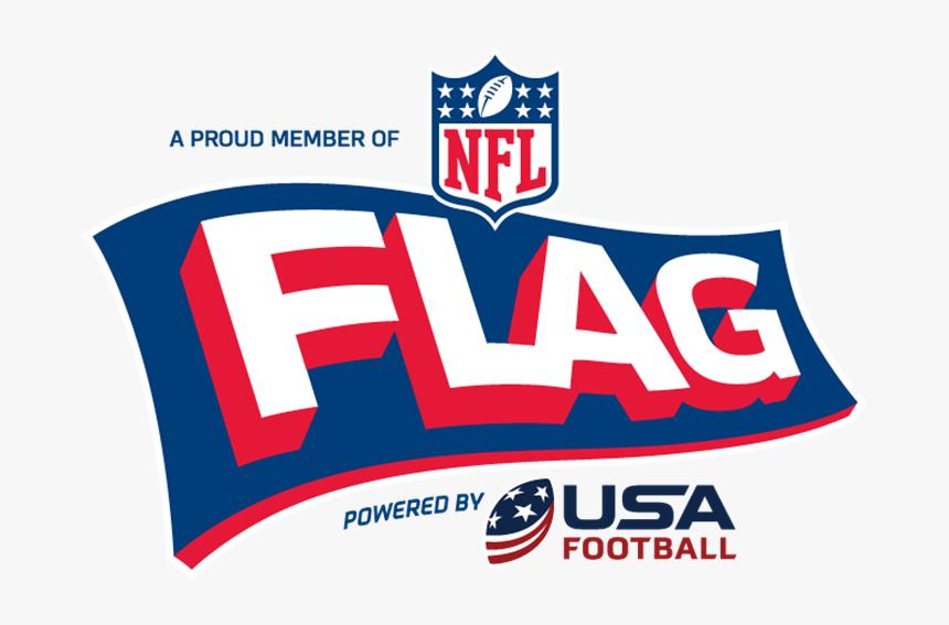 Nfl Flag Football Logo Png, Transparent Png, Free Download