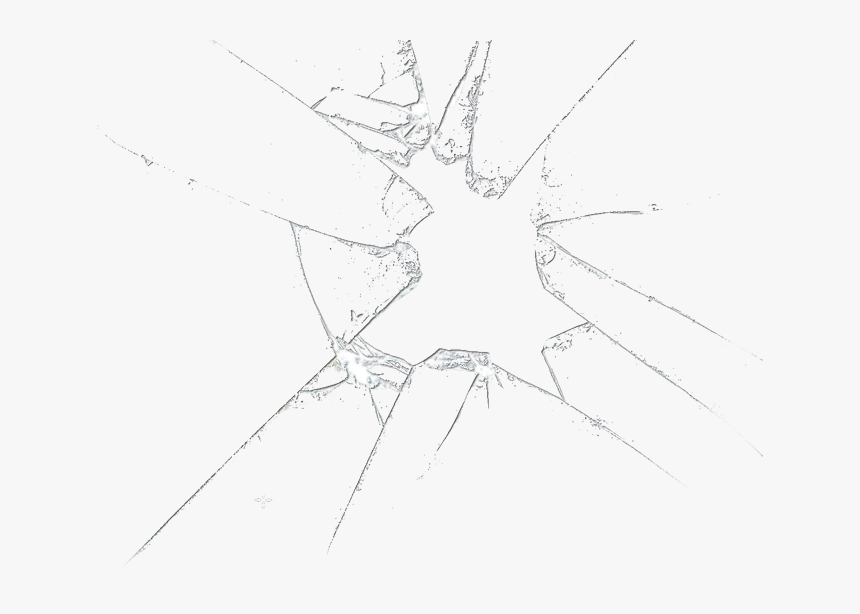 Clip Art Images Transparent Free Download - Broken Glass No Background, HD Png Download, Free Download