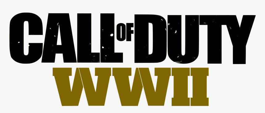 Call Of Duty Logo Png Call Of Duty Ww2 Logo Transparent Png