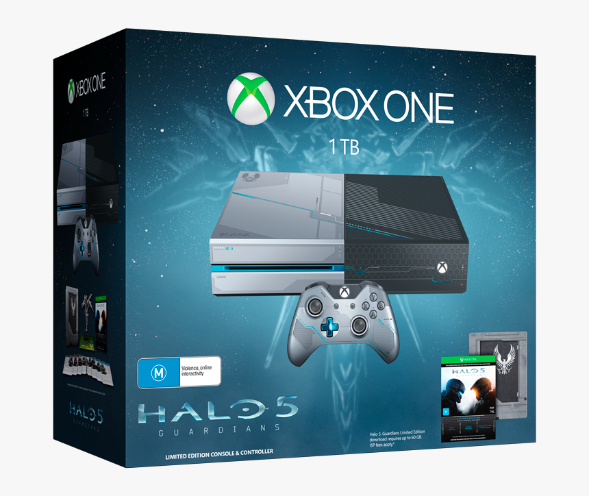 Limited Edition Xbox One S, HD Png Download, Free Download