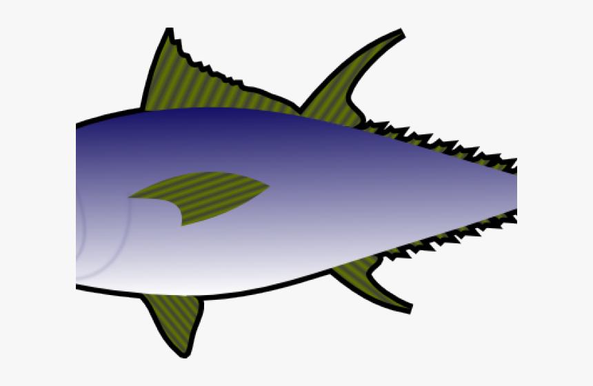 Tuna Fish Clip Art - Tuna Fish Clipart, HD Png Download, Free Download