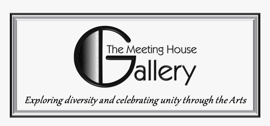 Tmh Gallery Logo Bold G Metallic Border - Calligraphy, HD Png Download, Free Download