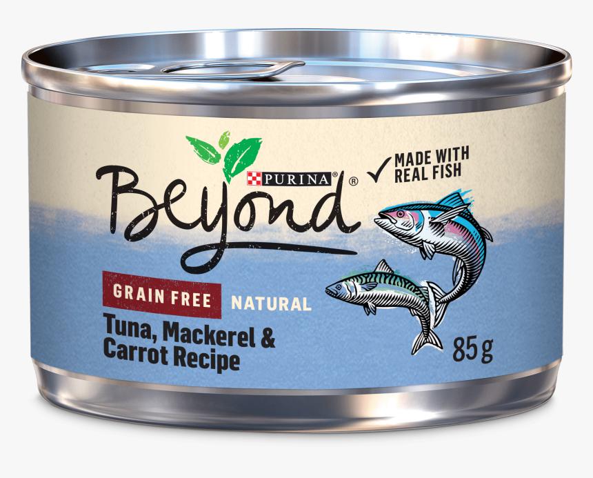 Beyond® Tuna, Mackerel & Carrot Recipe In Gravy Wet - Purina Beyond Wet Cat Food, HD Png Download, Free Download