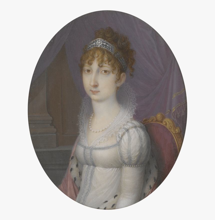 Maria Ludovika Of Modena, Miniature, HD Png Download, Free Download