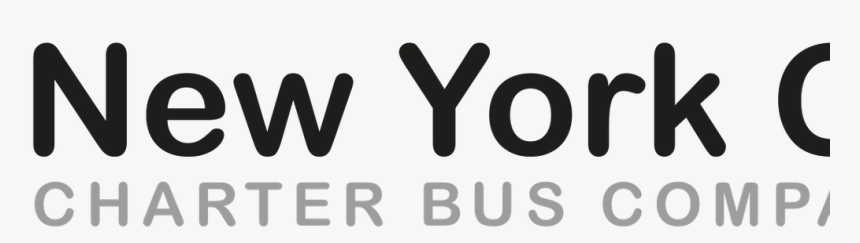 New York Charter Bus Company, HD Png Download, Free Download