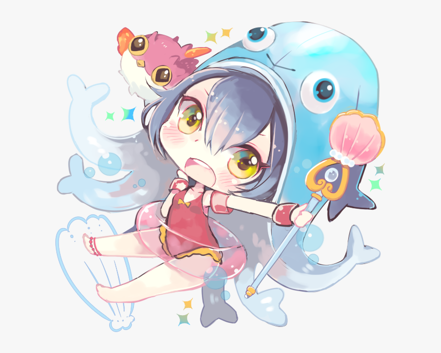 Pool Party Lulu Png, Transparent Png, Free Download