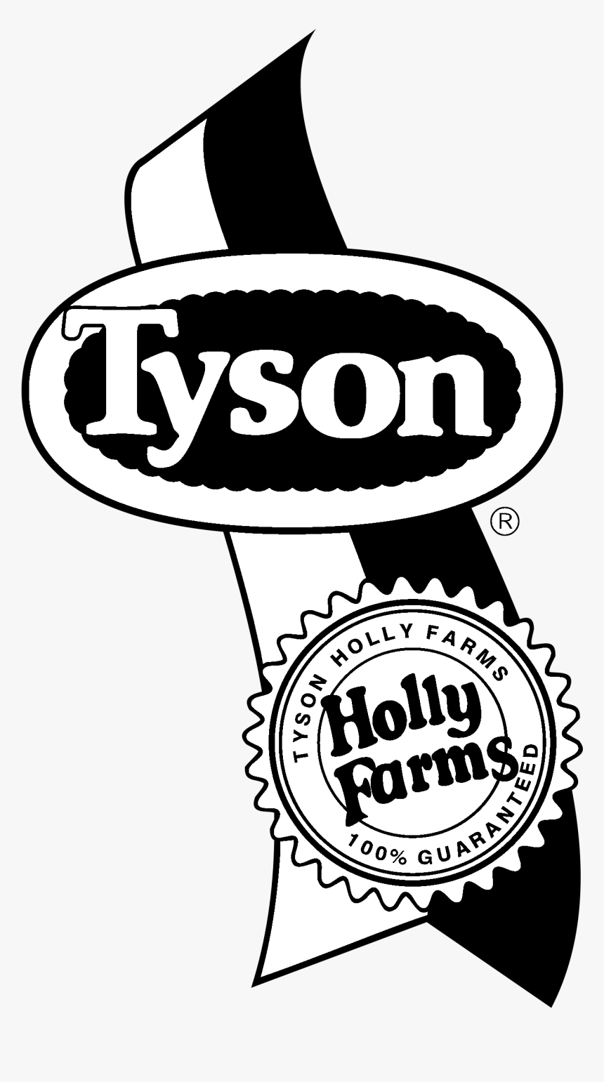 Tyson Logo Black And White, HD Png Download, Free Download