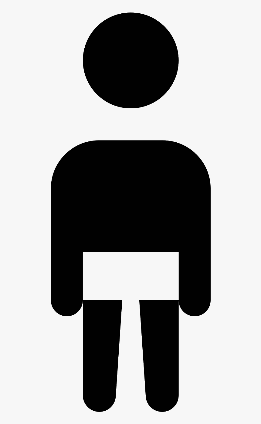 Swimmer Back View Icon, HD Png Download, Free Download
