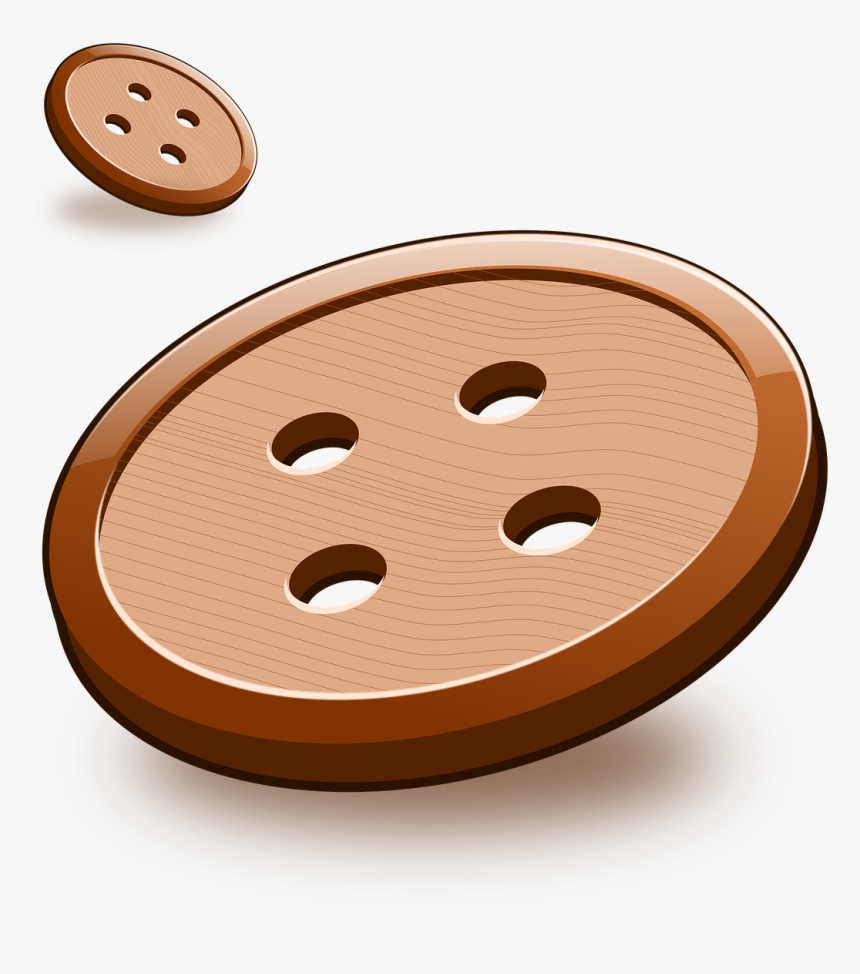 Sewing Button Png, Transparent Png, Free Download