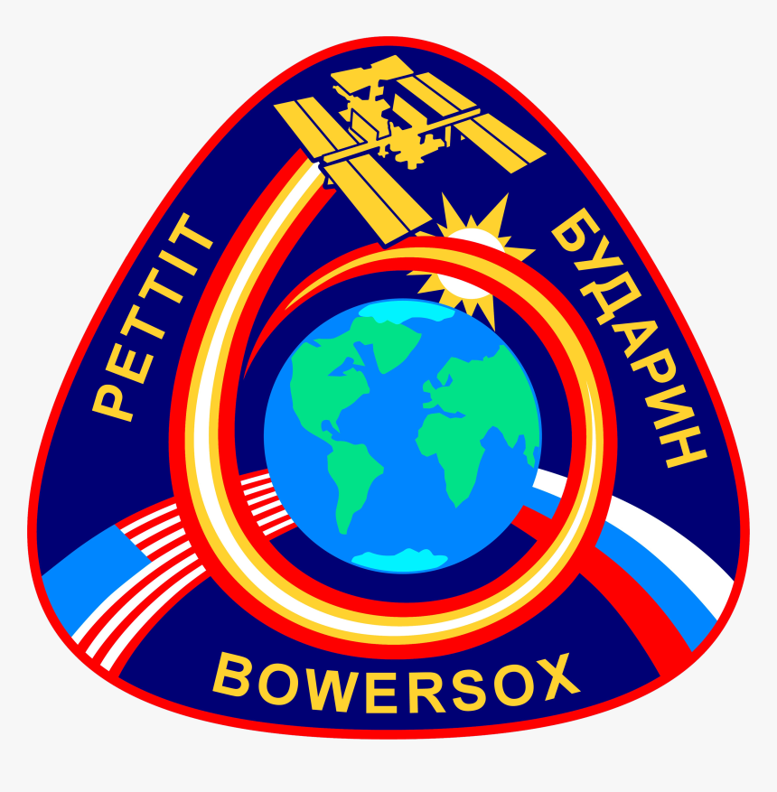 Expedition 6 Insignia, HD Png Download, Free Download
