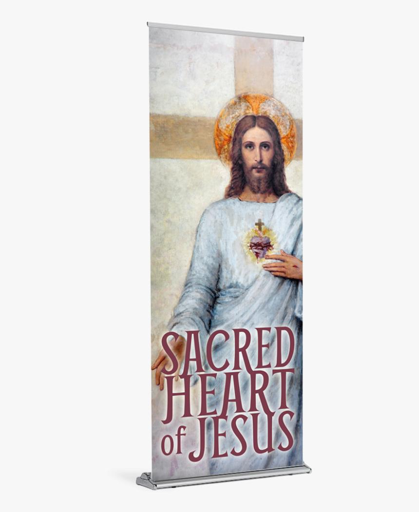 Heart Banner Png, Transparent Png, Free Download