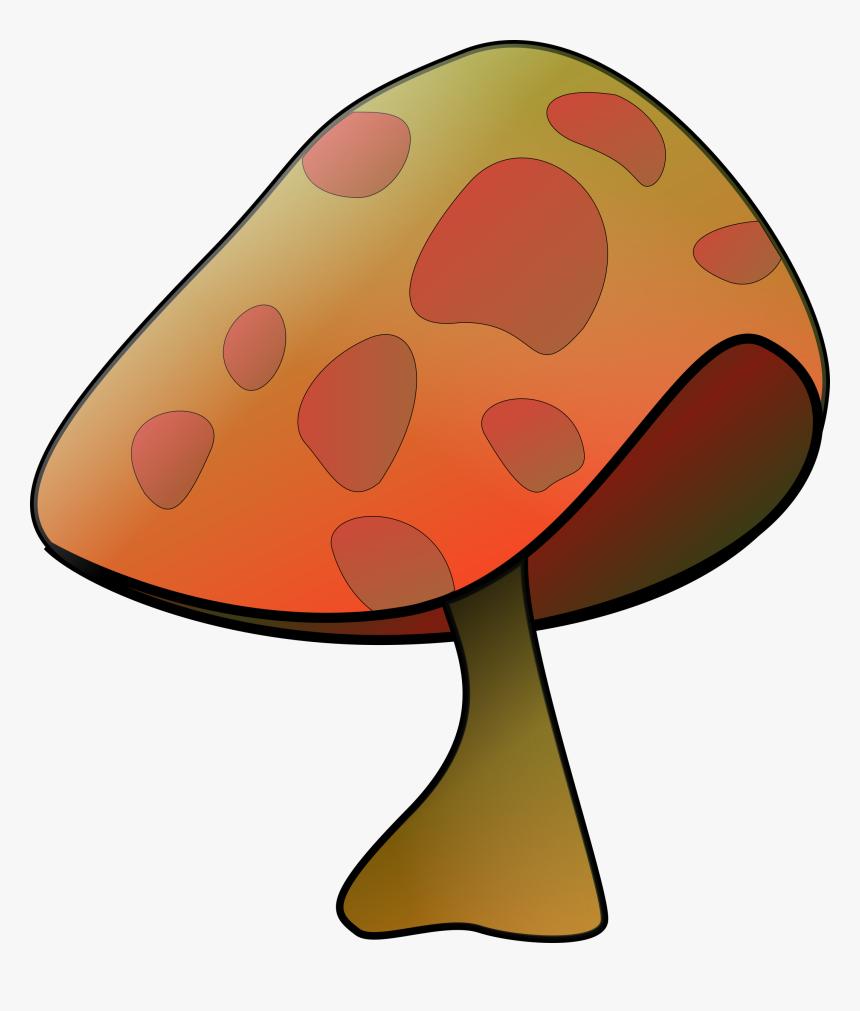 Mushroom Clip Arts, HD Png Download, Free Download