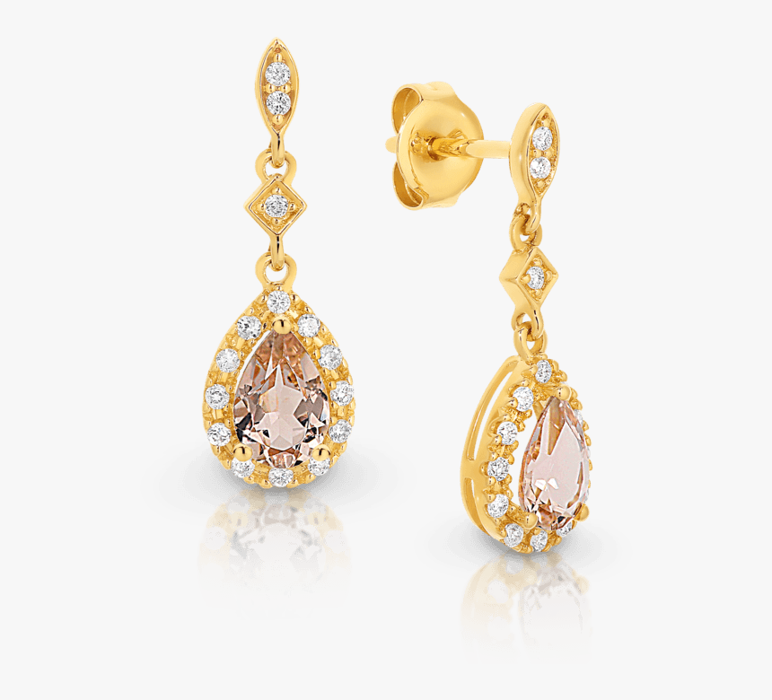 Diamond Earrings Png, Transparent Png, Free Download