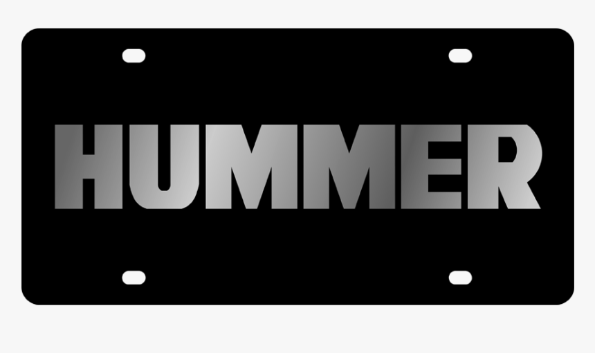 Hummer - Css Plate - Hummer Word, HD Png Download, Free Download