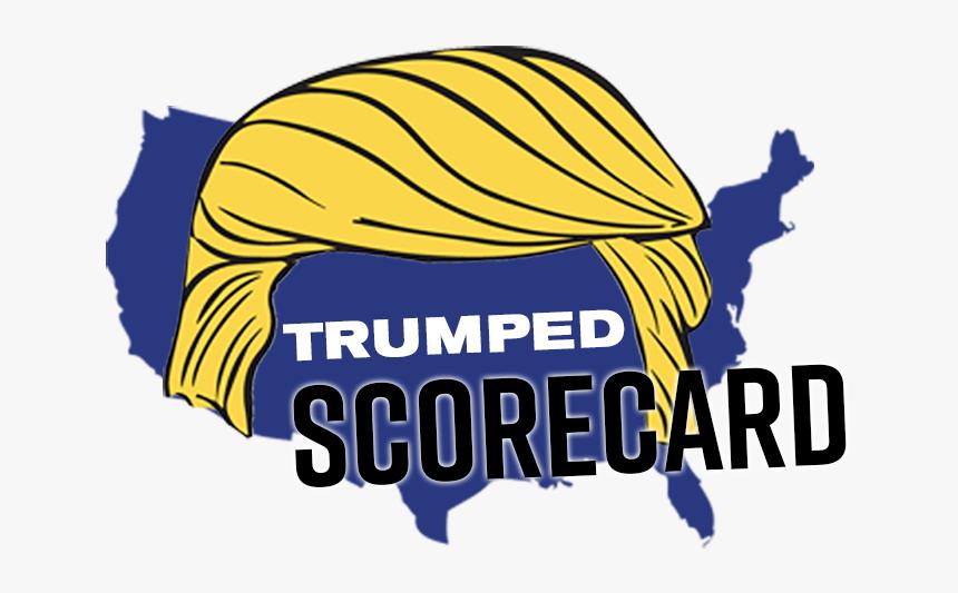 Donald Trump Toupee Png, Transparent Png, Free Download