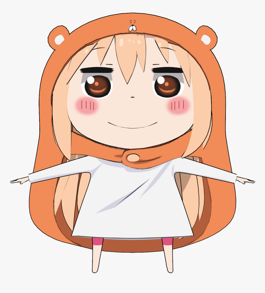 Umaru-chan By Yyb, HD Png Download, Free Download