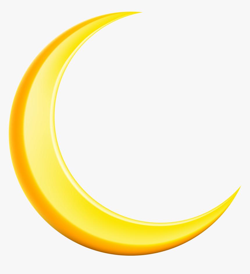 Crescent Moon Emoji Png, Transparent Png, Free Download