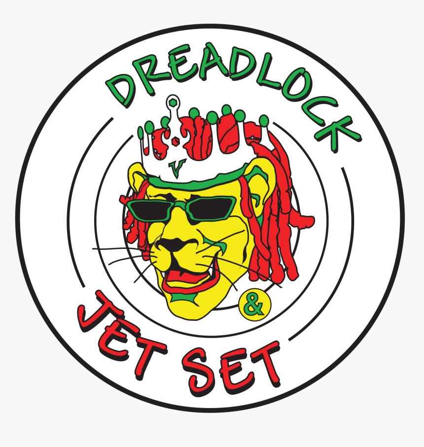 Dreadlock Jetset, HD Png Download, Free Download