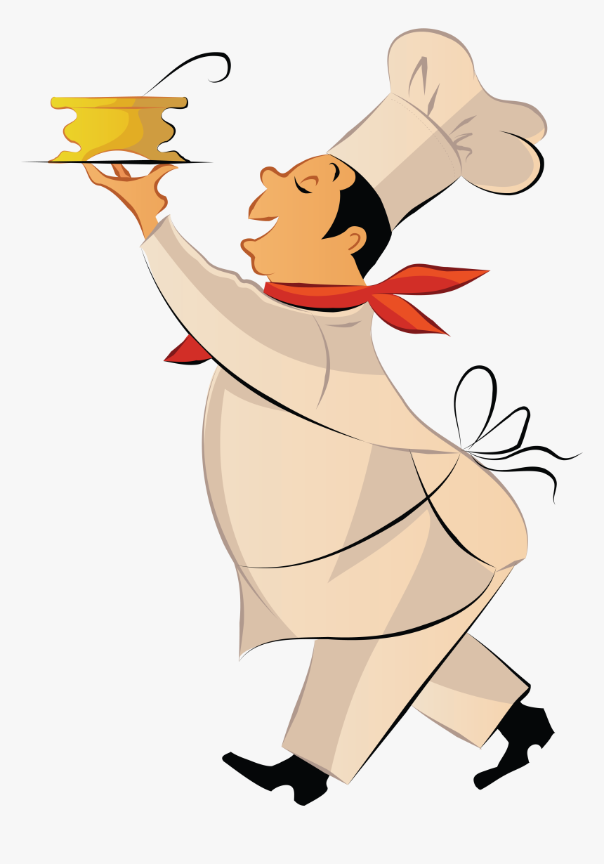 Transparent Chef Clipart Png, Png Download, Free Download