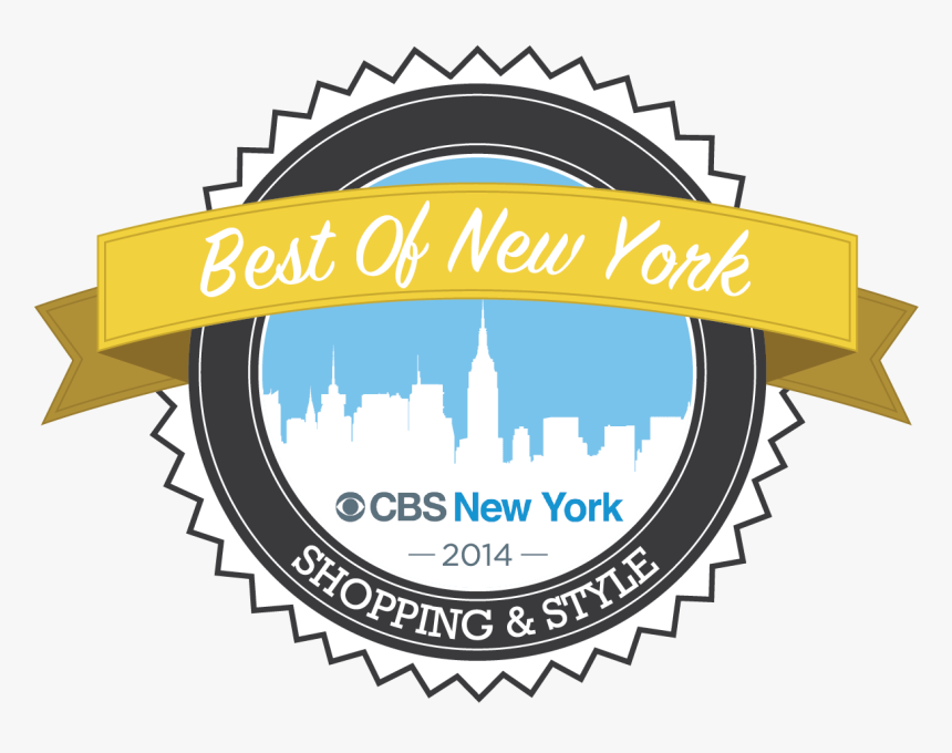 One Of The Best Hat Shops In New York City Ny Award - Cbs Boston, HD Png Download, Free Download