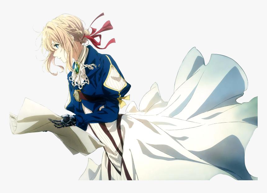 4k Anime Wallpaper - Violet Evergarden