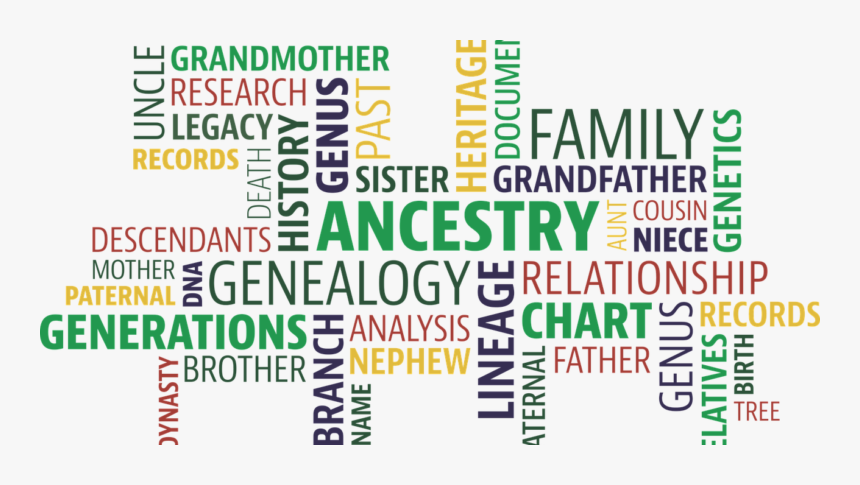 Family History Month, HD Png Download, Free Download