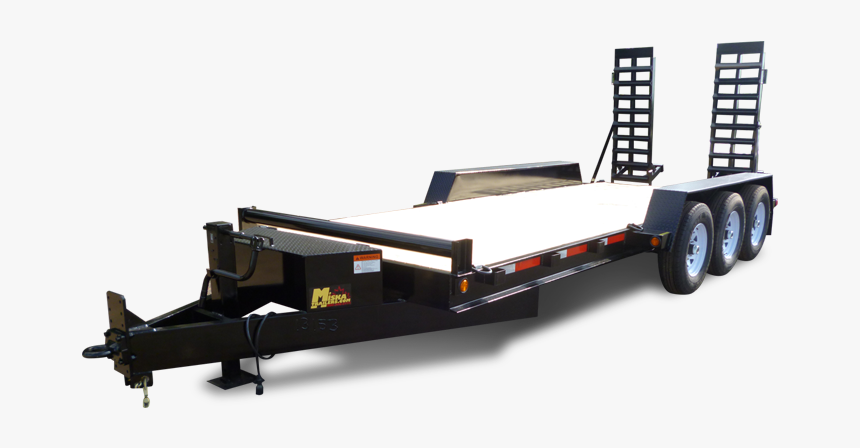 5 Ton Low Bed Trailer, HD Png Download, Free Download