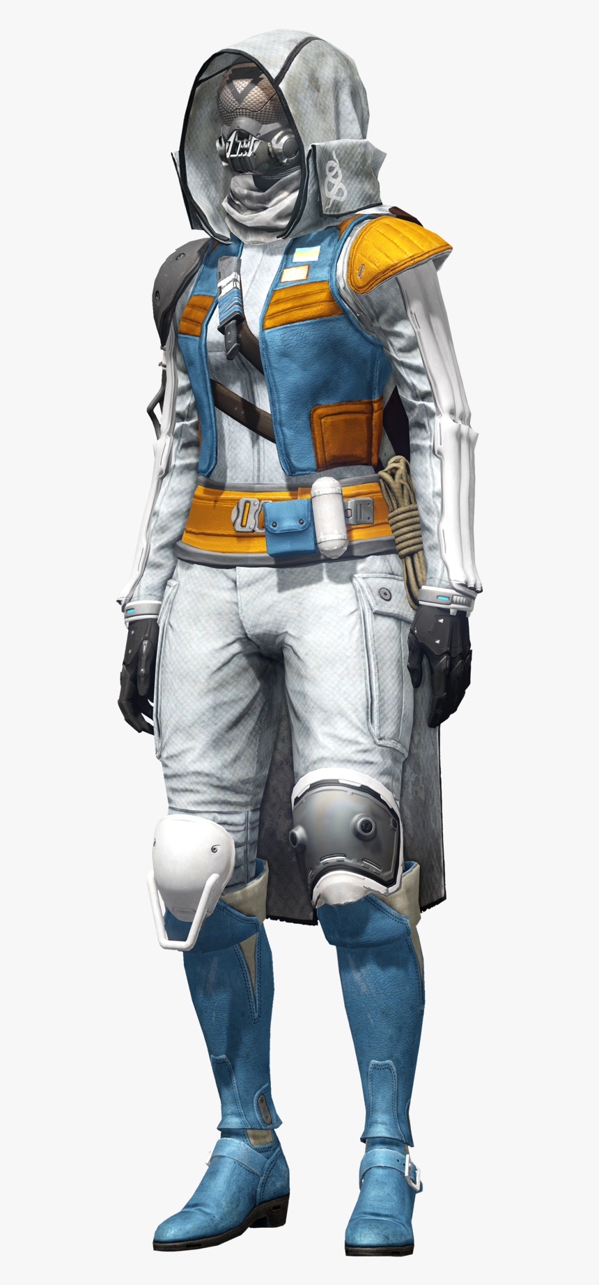 Ps4 Exclusive Hunter Armor Destiny 2, HD Png Download, Free Download