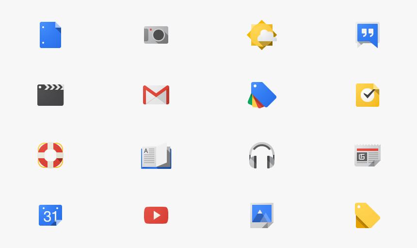 Google Product Logos Png, Transparent Png, Free Download