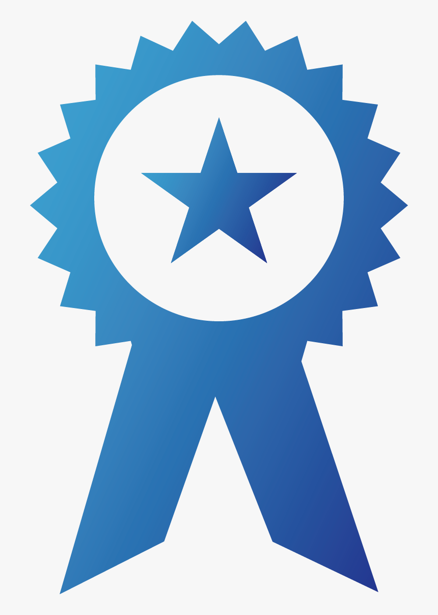 Certificate Programs - Gold Star Ribbon, HD Png Download, Free Download