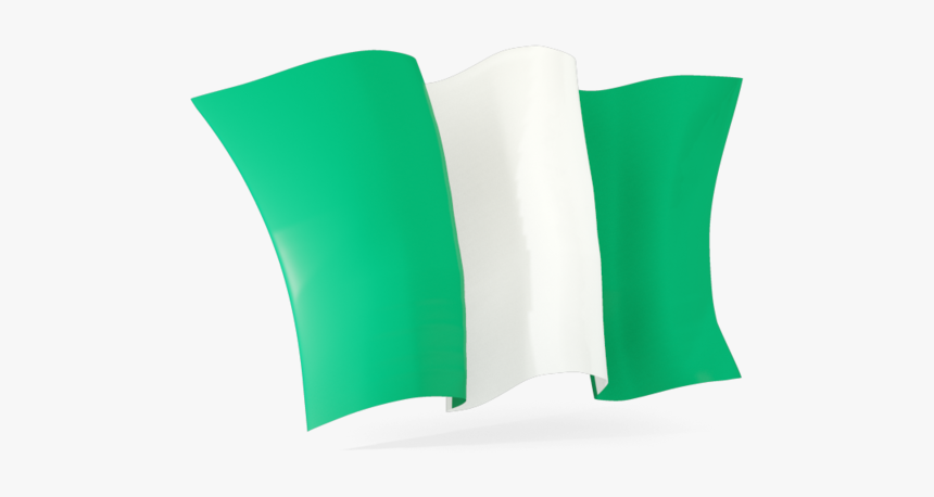 Download Flag Icon Of Nigeria At Png Format - Nigeria Flag Waving Png, Transparent Png, Free Download