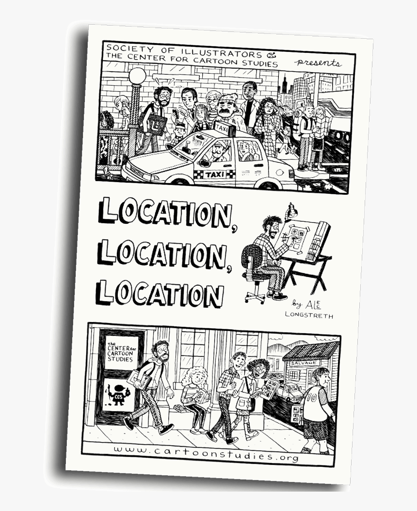 Center For Cartoon Studies, HD Png Download, Free Download