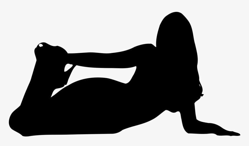 Woman Silhouette 33 Clip Arts - Woman Silhouette Black Png, Transparent Png, Free Download