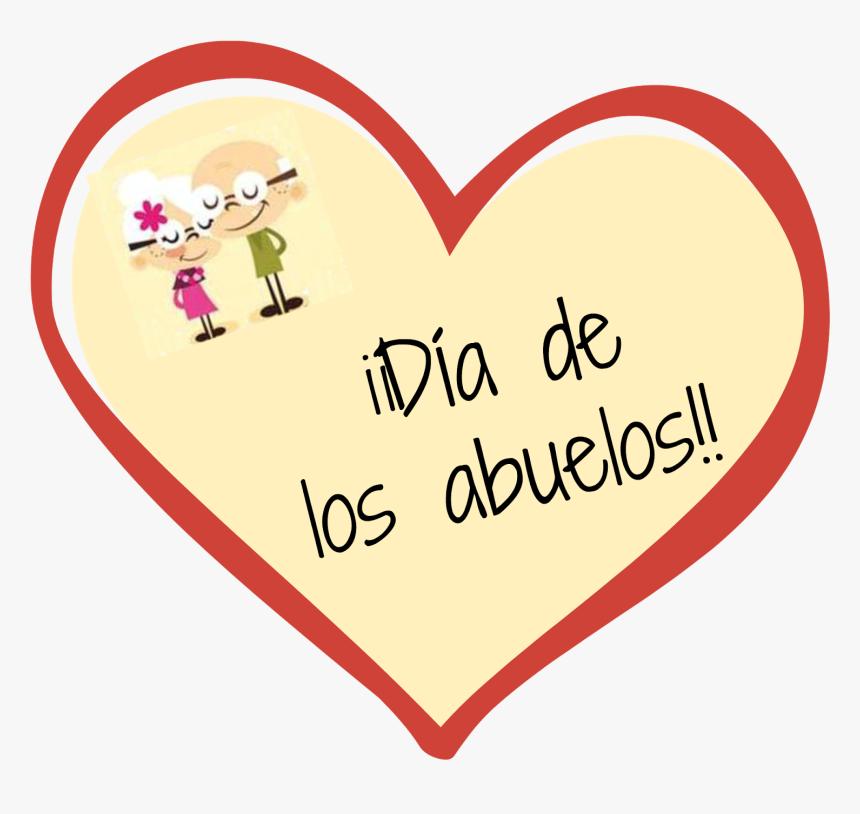 26 De Julio Dia De Los Abuelos, HD Png Download, Free Download