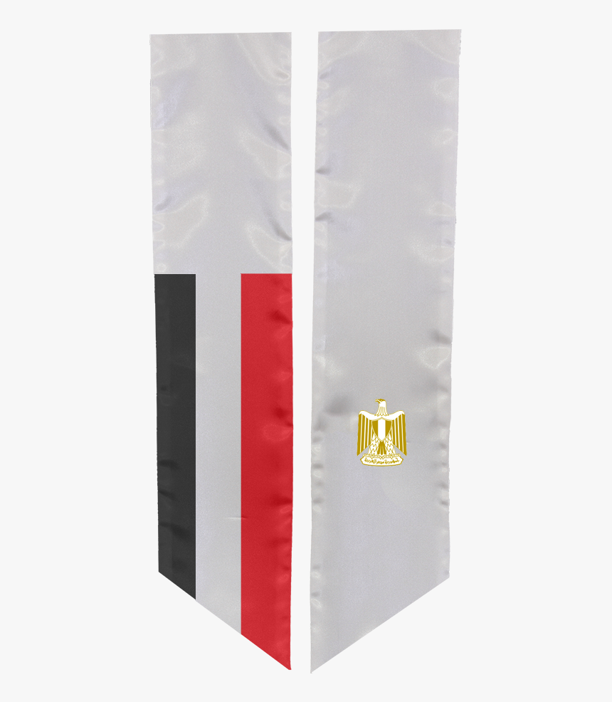 Study Abroad Sash For Egypt - Flag, HD Png Download, Free Download